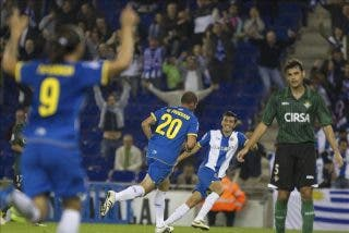1-0. Pandiani sitúa al Espanyol en plazas europeas