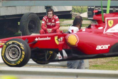 """Alonso opina que adelantar en el circuito de Buddh """"será muy difícil"""""""