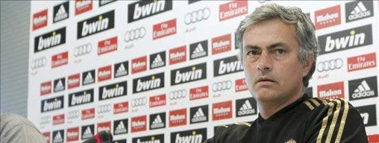 Mourinho prefiere jugar a las doce de la mañana que a las diez de la noche