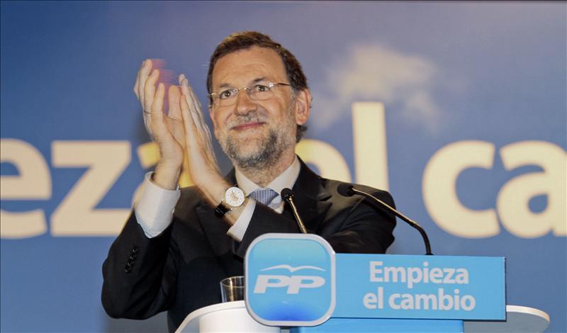 """Rajoy afirma que el empleo será el """"principio inspirador"""" de su gobierno"""