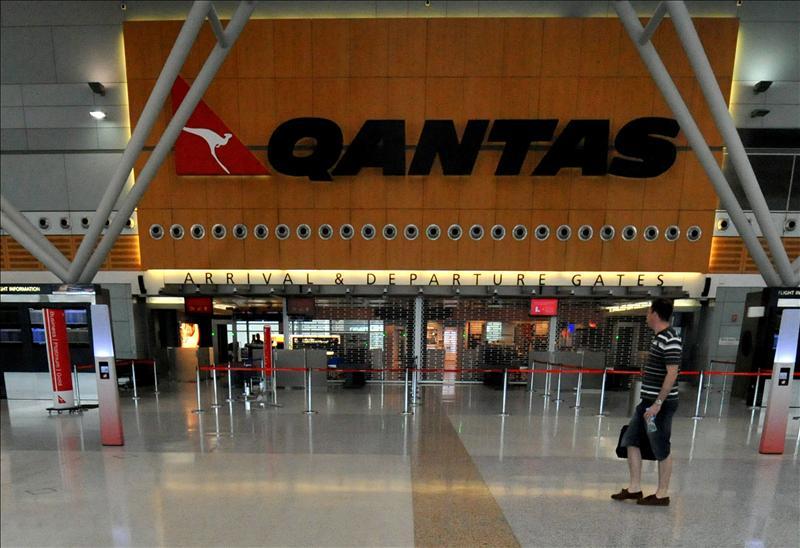 La crisis de Qantas deja bloqueados a 80.000 pasajeros en todo el mundo