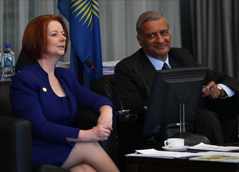 La cumbre de la Commonwealth acaba con una promesa de reforma y tibieza en derechos humanos