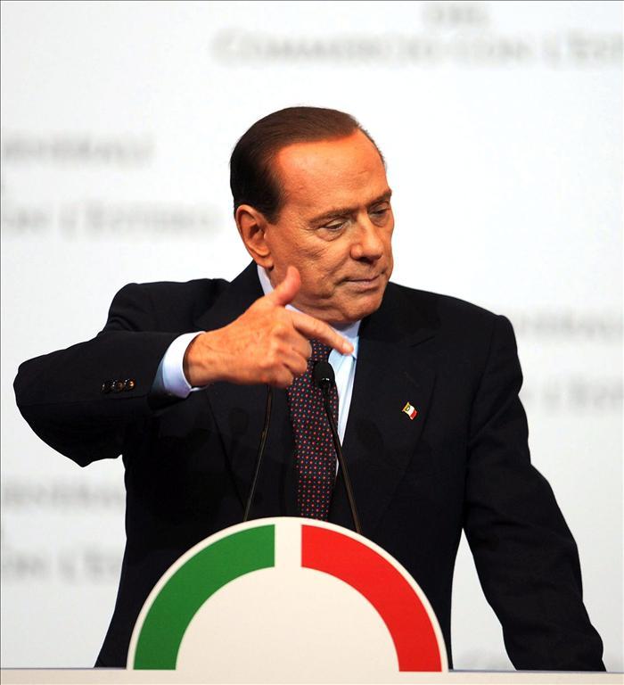 Berlusconi, dispuesto a someter sus reformas económicas al voto de confianza