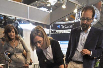 """Chacón afirma que Duran Lleida está """"nervioso"""" por su """"acuerdo con el PP"""""""