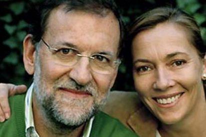 """""""Elvira Fernández tiene humor y su intuición es un tesoro para Rajoy"""""""