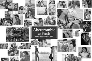 Abercrombie & Fitch presenta a sus modelos