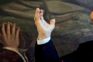 Tarcisio Bertone, Secretario de Estado del Vaticano, premio Conde de Barcelona
