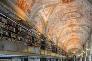 Tecnología de la NASA para la Biblioteca vaticana