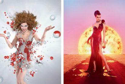 Milla Jovovich protagonista del Calendario Campari 2012