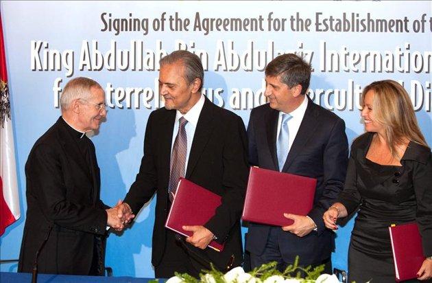 Arabia Saudí, España y Austria crean un centro interreligioso en Viena