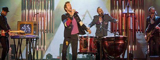 Las ventas vibrará con Coldplay el próximo 26 de octubre