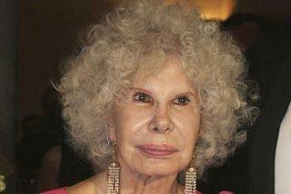 """Duquesa de Alba: """"Pienso vivir otros 80 años y os voy a enterrar a todos"""""""