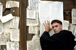 Hace 494 años comenzó la reforma de Lutero