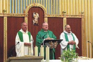 El obispo de Tortosa califica de ´modélica´ la labor del Papa Luna