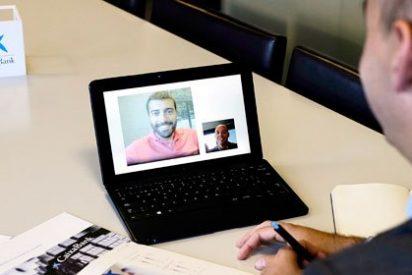 CaixaBank lanza la primera Oficina virtual del accionista para ofrecer un servicio de atención permanente a los inversores mediante videoconferencia