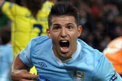 'Kun' Agüero hunde en el último minuto a un buen Villarreal (2-1)