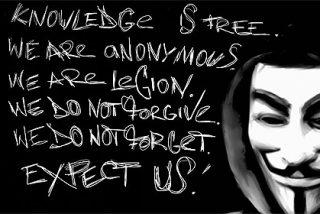 Anonymous prepara un ataque contra Facebook, los bancos y la Fox