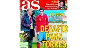 Vicente Del Bosque da bola a los defenestrados Silva y Torres