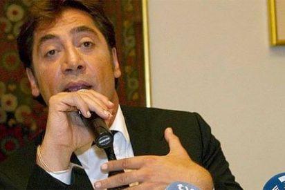 Javier Bardem, a quien su pura rojez le abre las páginas de El País, nos alecciona sobre el Sáhara