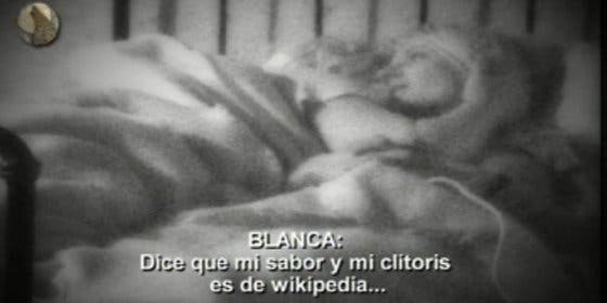 """Blanca de Borbón, más bestia que nunca en 'Acorralados': """"Mi pareja sólo piensa en comerme el coño, se tira horas follando, dice que mi clítoris es de Wikipedia"""""""