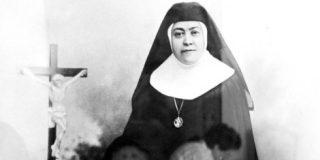 Una santa feminista y obrera