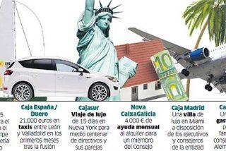 Pillaje y caraduras en las Cajas de Ahorro españolas