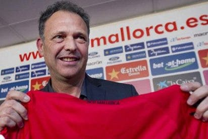 Joaquín Caparrós presentado como nuevo entrenador del Mallorca