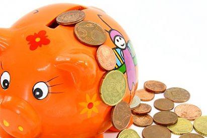 La tasa de ahorro baja 2,2 puntos en el segundo trimestre