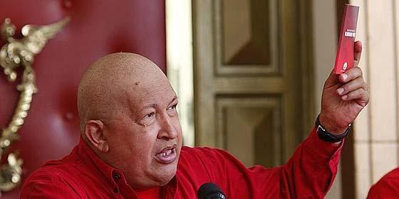 """Hugo Chávez: """"Soy el fantasma del Palacio de Miraflores"""""""