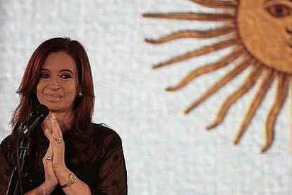 Cristina Kirchner gana arrolladoramente las elecciones en Argentina