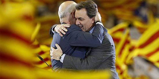 La Vanguardia exprime la demagogia para defender a CiU frente a Andalucía