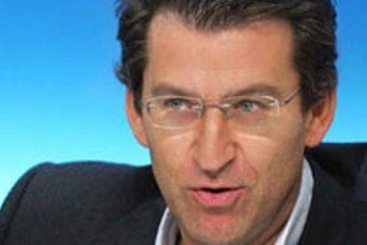 """Alberto Núñez Feijóo: """"Yo no me reuní en una gasolinera para hablar de subvenciones"""""""