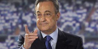 """Florentino Pérez: """"Mientras yo sea presidente, Mourinho no se moverá del Real Madrid"""""""