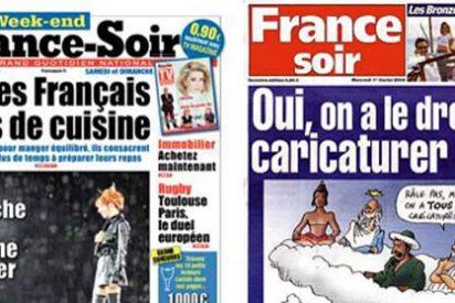 Muere 'France-Soir' como periódico en papel tras 67 años de historia