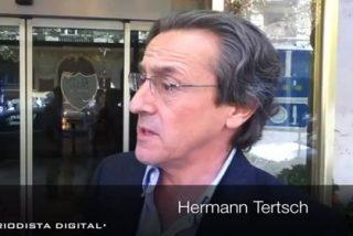 """Hermann Tertsch: """"Las cadenas privadas han sido muy dóciles con el Gobierno"""""""
