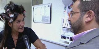 """Aída Nízar llama """"hijo de puta"""" en árabe a J.J. Vázquez y demanda a Belén Esteban por tacharla de """"pedazo de mierda"""""""