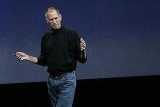 El secreto escondido tras la sobria ropa de Steve Jobs