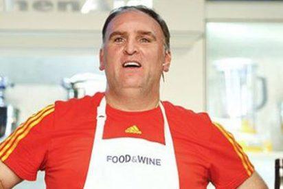 El chef de la TV, José Andrés, ofrece trabajo a todos los etarras que pidan perdón