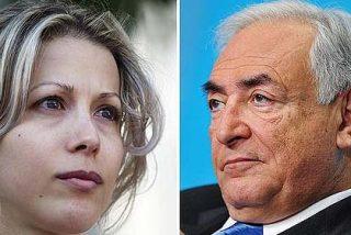 Francia archiva la denuncia de violación de Banon contra Strauss-Kahn
