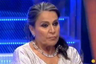 'Acorralados': La madre de Aída Nízar por fin saca su mala leche de forma brutal y Blanca de Borbón hace el ridículo en la ducha