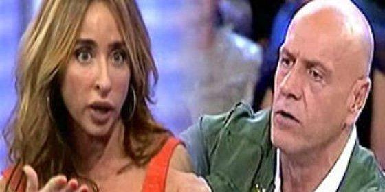 """Jorge Javier Vázquez dice que estuvo """"enamorado"""" de María Patiño pero Matamoros la ataca sin piedad: """"Tuvo sexo con Fran Rivera, él no quedó satisfecho y la dejó"""""""
