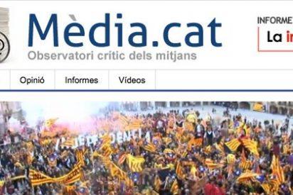 """La Generalitat unta a un grupo de periodistas que señala a los medios """"negativos"""" para el independentismo"""
