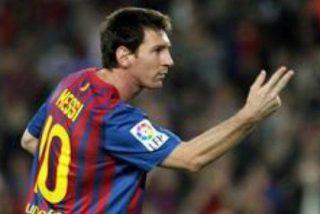 'Sport' ataca en tromba tras el hat-trick de Messi