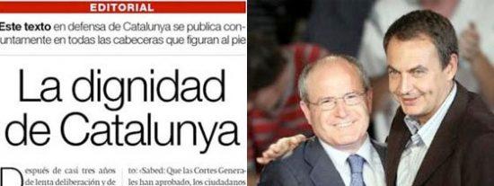 Los editores del nacionalista Avui ganan el 'gordo' de las subvenciones: 2,8 millones de euros el último año del tripartito de Montilla