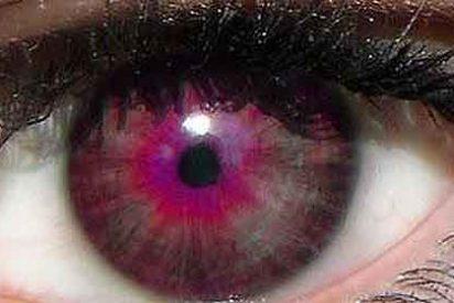Los cinco colores de ojos más raros que hay en el mundo