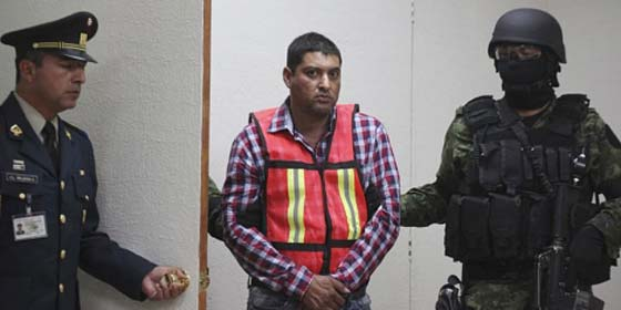 El Ejército mexicano arresta a tiro limpio al 'número tres' de Los Zetas