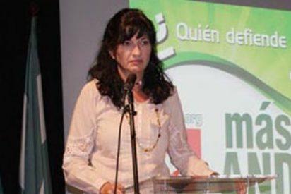 """El Partido Andalucista pide a los catalanes de origen andaluz que """"no voten a CiU"""""""