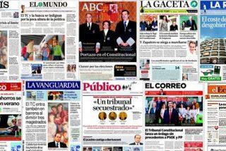 La publicidad 'se despide' de los diarios de papel