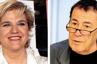 Pilar Rahola reprocha al periodista 'estrella' catalán Josep Cuní que entreviste a Sánchez Dragó en su programa