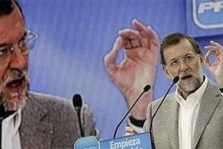 La 'insalvable' ventaja de Rajoy sobre Rubalcaba a sólo 20 días del 20-N